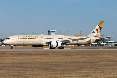 Etihad Airways / B78X / A6-BMA