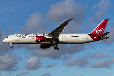 Virgin Atlantic / Boeing 787-9 / G-VNEW