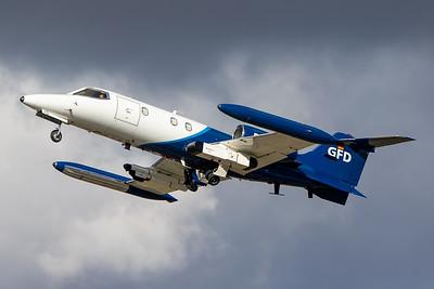 GFD / Learjet 35 / D-CGFD