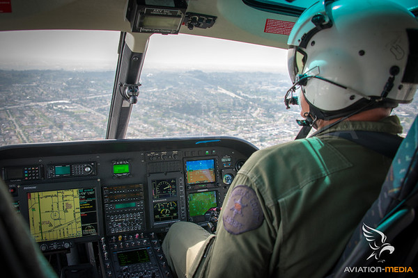 Los Angeles County Sherrif / AS350 / N953LA