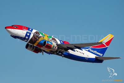 Southwest / B737-700 / N280WN / Missouri One