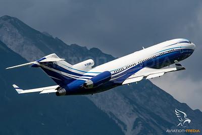 Starling Aviation B727-200 M-STAR