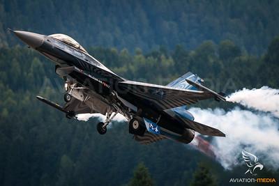 Belgian Air Force - F16 - FA110