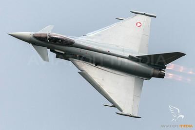 Austrian Air Force - Eurofighter