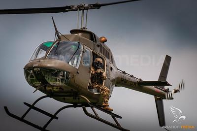 Bundesheer / OH-58 Kiowa / 3C-OA