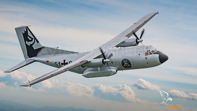 Luftwaffe / Transall / 51+01