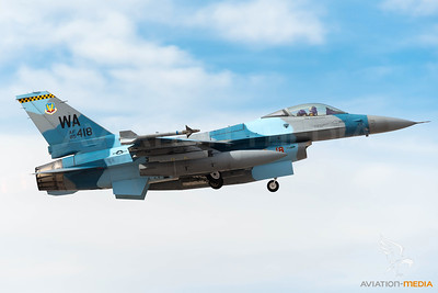 US Air Force / F16 / AF85418