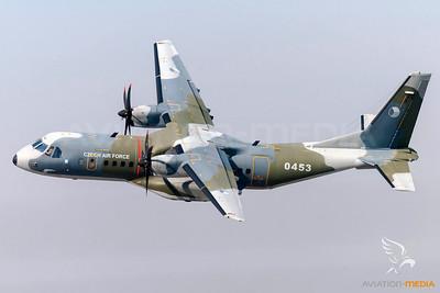 Czech Air Force / C295 / 0453