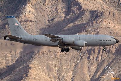 USAF / KC135 / 71435 / Utah ANG