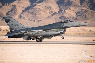 US Air Force / F16 / AF88438