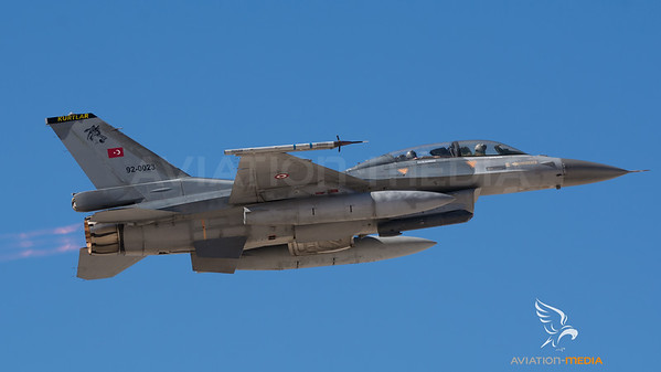 Turkish Air Force / F16 / 92-0023