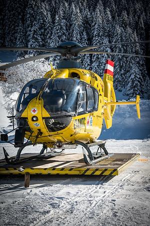 ÖAMTC / EC135 / OE-XVC / Alpin 5