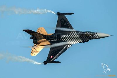 Turkish Air Force F-16 91-0011