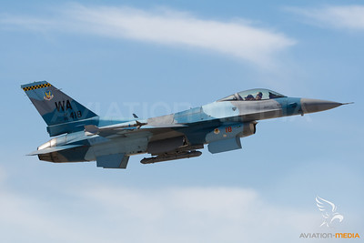 US Air Force / F16 / 85418