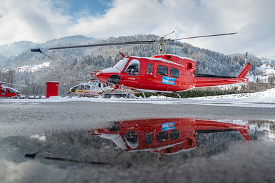 Heli Austria | Bell 212HP | OE-XKK