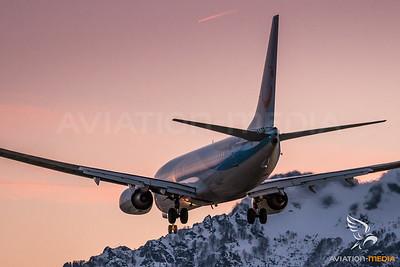Tui Airways / B737-800