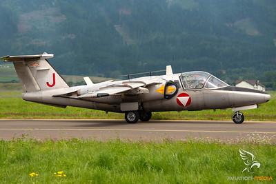Bundesheer / Saab 105