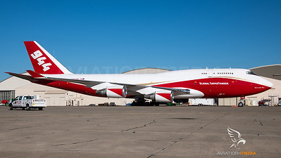 Global Supertanker 747 N744ST