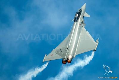 Italian Typhoon - Eurofighter