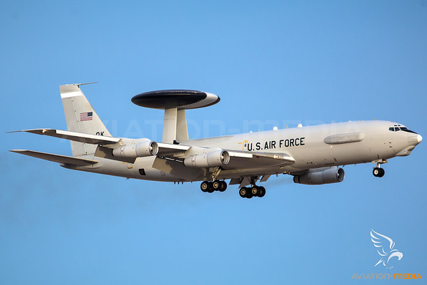 US Air Force / E3G / 76-1607