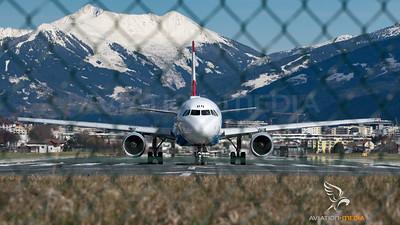 Austrian Airlines / A320 / OE-LBN