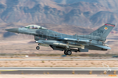 US Air Force / F16 / AF93536