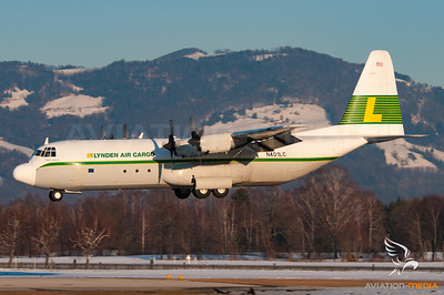 Lynden Air Cargo / C130 / N401LC