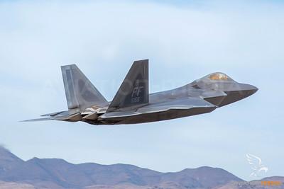 US Air Force / F22 / AF08156