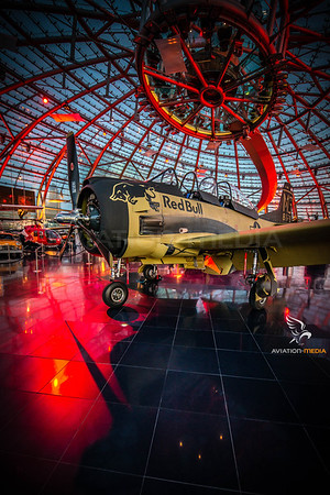 The Flying Bulls T-28 OE-ESA