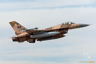 US Air Force / F16 / Aggressor