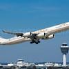 A6-EHF Etihad A340-600