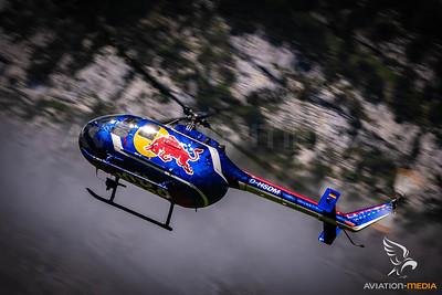 The Flying Bulls Bo105 D-HSDM