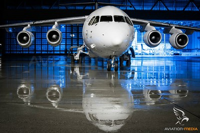 Lufthansa / Avro RJ85