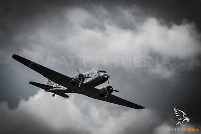 KLM DC-2 PH-AJU