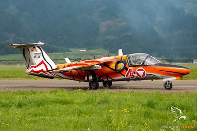 Bundesheer / Saab 105 / RF-26