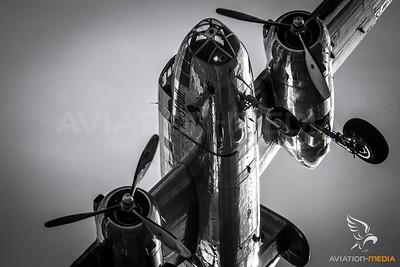 The Flying Bulls B-25 N 6123C