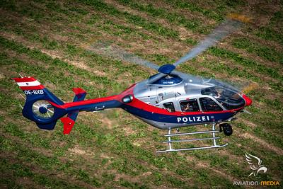 Polizei / EC135 / OE-BXB