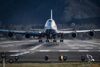 Transaero / B747-400