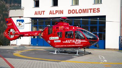 Aiut Alpin EC135 I-AIUT