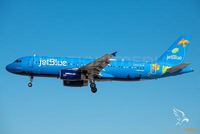 Jetblue A320 N779JB