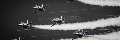 Red Arrows / BAe Hawks