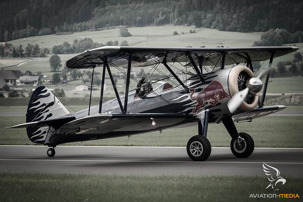 The Flying Bulls PT17 Stearman