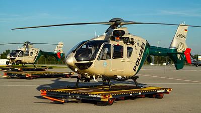 Polizei Bayern - Edelweiß 1 / Eurocopter EC135P2+ / D-HBPA