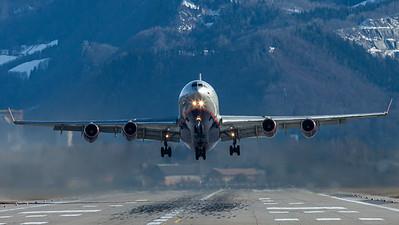Aeroflot Russian Airlines / Ilyushin IL-96-300 / RA-96015
