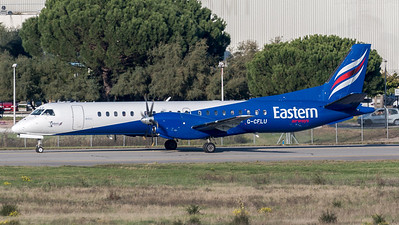 Eastern Airways / Saab 2000 / G-CFLU