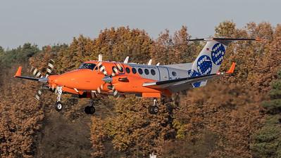 Flight Calibration Services / Beech Super King Air 350 / D-CFME