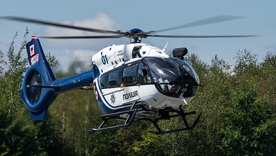 Ukraine Police / Airbus H145 / D-HMBF (01)