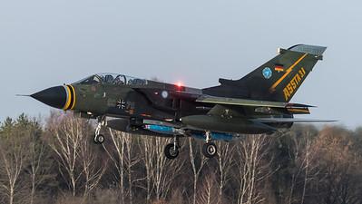 German Air Force WTD-61 / PANAVIA Tornado / 98+79 / ASSTA 3.1 Livery