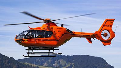 "Luftrettung ""Christoph 17"" / EC135T2+ / D-HZSC"