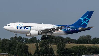 Air Transat / Airbus A310-304 / C-GTSY